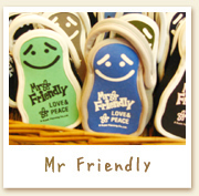 Mr. Friendly